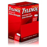 Tylenol Extra Strength Caplets, Fever Reducer and Pain Reliever, 500 mg, 50 ct