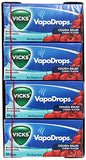 Vicks Cough Drops Cherry Flavor (20 count)