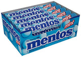 Mentos Chewy Mint Candy Roll, Mint, (Pack of 15)