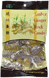 Amber Ginger Rock Candy (4-Pack)
