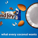 Peter Paul  ALMOND JOY, Chocolate Coconut Candy Bar (Pack of 36)