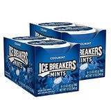 ICE BREAKERS MINTS COOLMINT 1.5-Ounce Containers (Pack of 16)