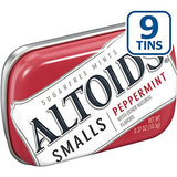 Altoids Smalls Peppermint & Wintergreen Combo Pack 18 Count (9 Of Each)