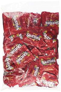 Skittles Fun Size Approximately 70 Packets 2.5 Pounds