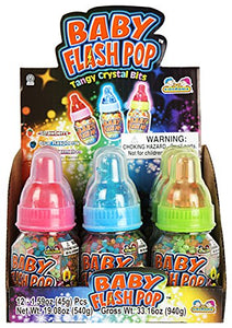 KIDSMAINA Baby Bottle Flash Pop 12ct