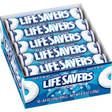 LifeSavers Pep-O-Mint Mints Rolls, 16.8 total Ounce (Pack of 20)