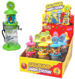 Kidsmania Gas Pum Candy Station Twelve Mini Candy Stations ( PACK OF 12 )