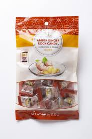 GT Amber Ginger Rock Candy (2-Pack)