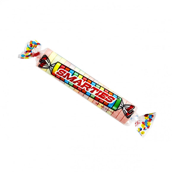 Smarties Candy Rolls, Mega,2.25 Ounce(24 Count)