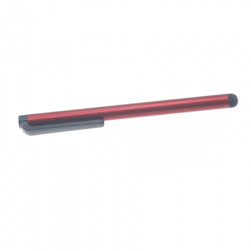 Red Stylus Pen Touch Compact Lightweight