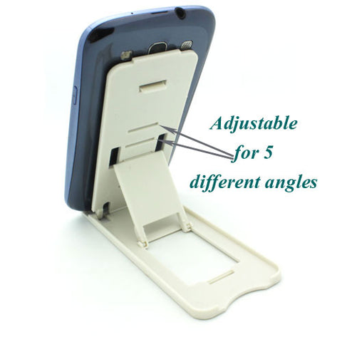 Image of Stand Fold-up Holder Travel Desktop Cradle