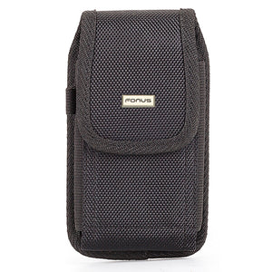 Case Belt Clip Rugged Holster Canvas Cover Pouch