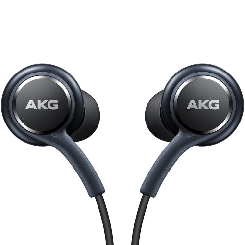 AKG Earphones Hands-free Headphones Headset w Mic Earbuds