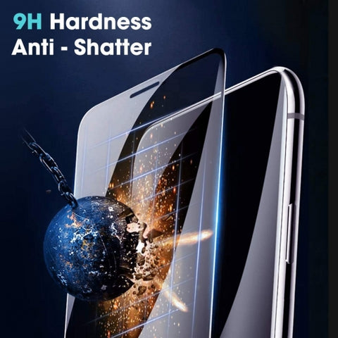 Image of Screen Protector Anti-Glare Tempered Glass Matte 3D Curved Edge - ONG12