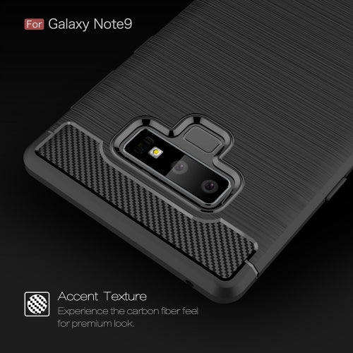 Case Carbon Fiber Slim Fit Cover Reinforced Bumper Shock Absorbent