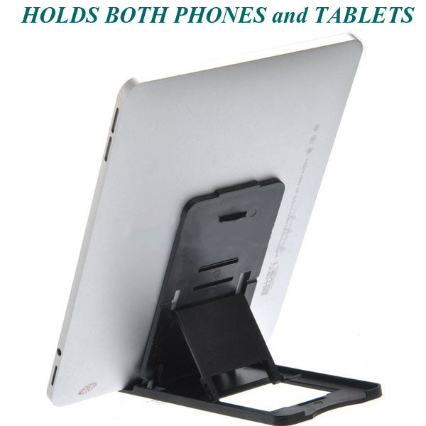 Stand Fold-up Holder Travel Desktop Cradle