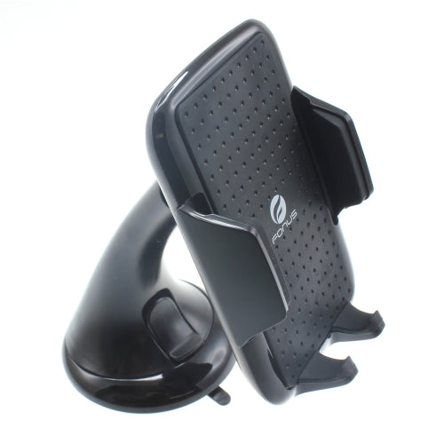 Car Mount Dash Windshield Holder Cradle Swivel
