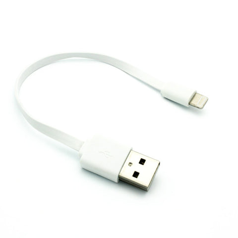 Image of Short USB Cable Charger Cord Power Wire Fast Charge