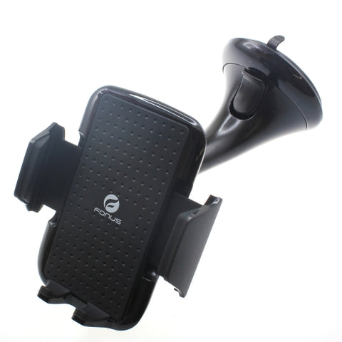 Image of Car Mount Dash Windshield Holder Cradle Swivel