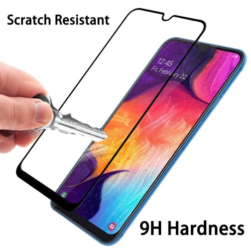 Screen Protector Anti-Glare Tempered Glass Matte Anti-Fingerprint Curved Edge