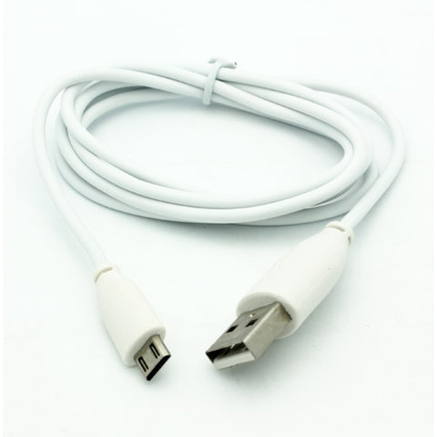 Image of 3ft USB Cable MicroUSB Charger Cord Power Wire Fast Charge