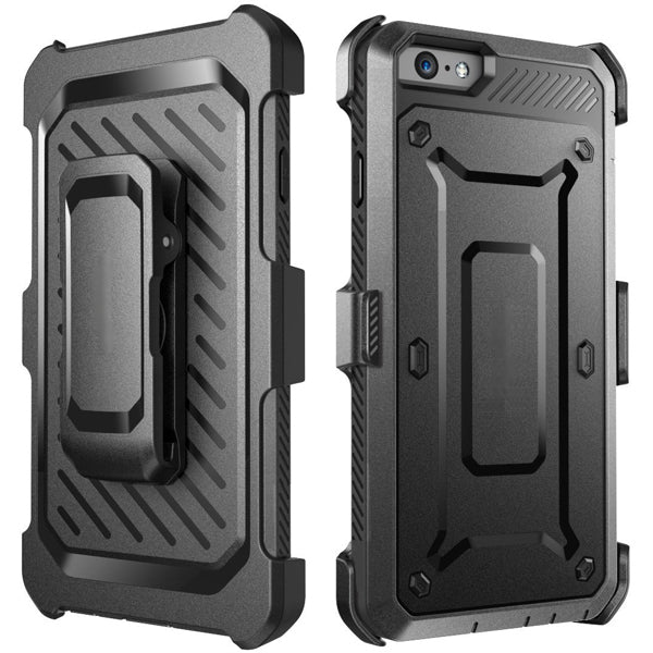 Case Belt Clip Swivel Holster Built-in Screen Protector Hybrid Slim Fit Cover
