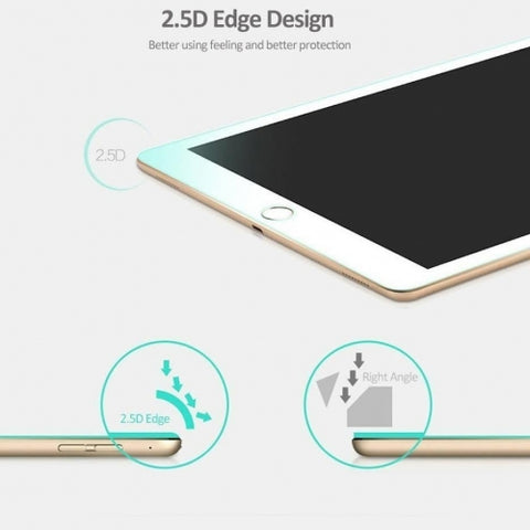 Image of Screen Protector Tempered Glass 3D Curved Edge Full Cover Bubble Free