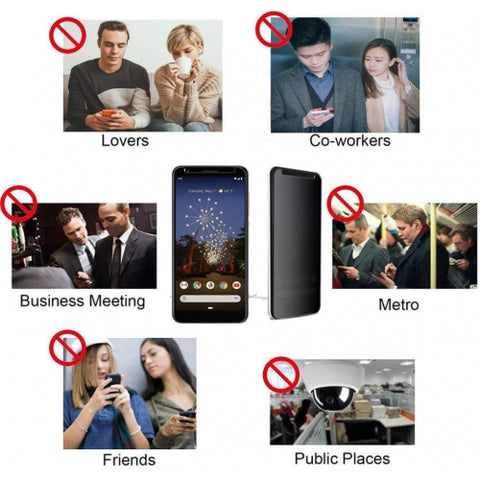 Image of Privacy Screen Protector TPU Film Anti-Peep Anti-Spy