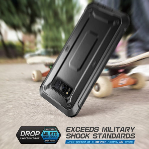 Image of Case Hybrid Slim Fit Cover Reinforced Bumper Shock Absorbent