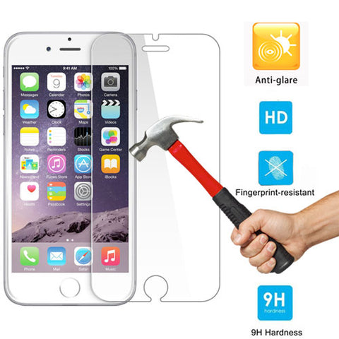 Image of Screen Protector Anti-Glare Tempered Glass Matte 2.5D Curved Edge