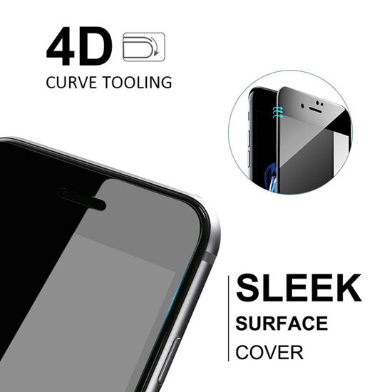 Screen Protector Tempered Glass 4D Touch Curved Edge Full Cover Bubble Free