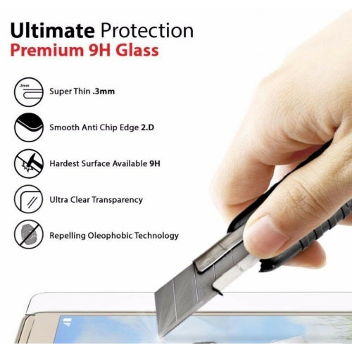 Screen Protector Tempered Glass 3D Curved Edge Full Cover Bubble Free