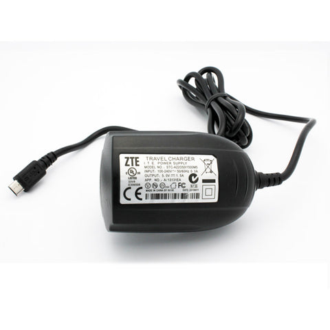 Image of Home Charger MicroUSB 1.5A Power Cable Cord