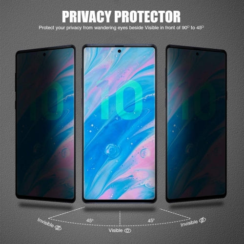 Privacy Screen Protector TPU Film Anti-Peep Anti-Spy