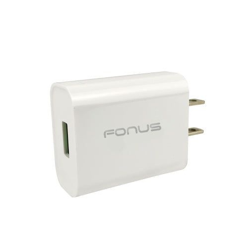 Quick Home Charger 18W USB Travel Wall Power