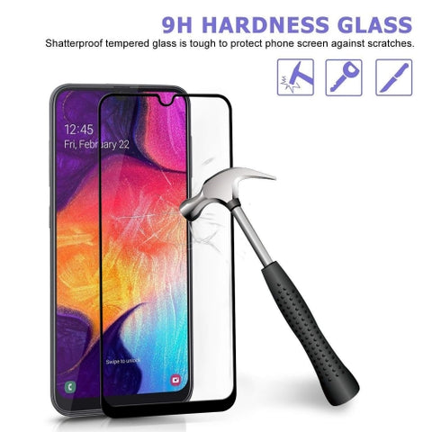 Image of Screen Protector Anti-Glare Tempered Glass Matte Anti-Fingerprint Curved Edge