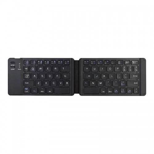 Compact Compatible with Motorola Moto G7 Play Wireless Keyboard Folding Rechargeable Portable for Moto G7 Play