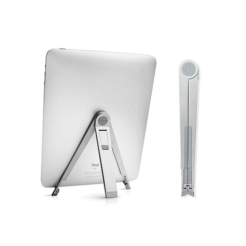 Image of Stand Desktop Holder Fold-up Aluminum Travel Portable