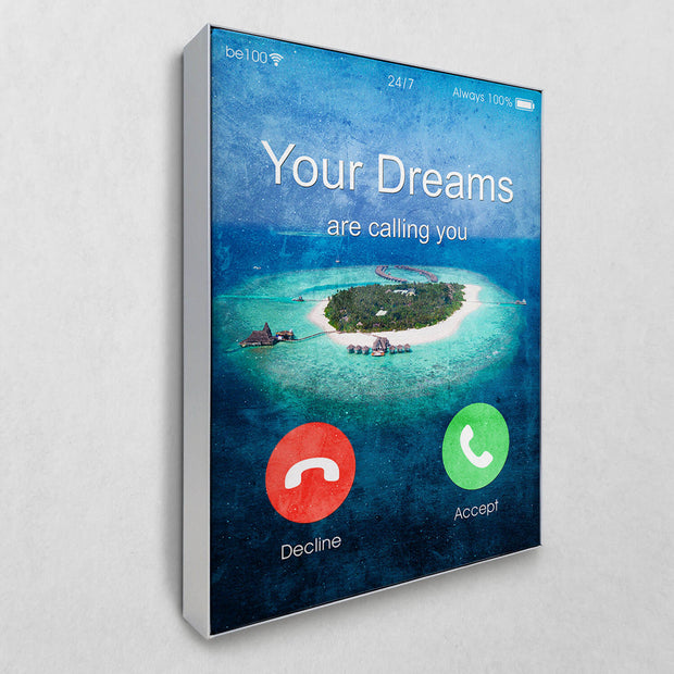 Your Dreams are calling you (Akustikbild)