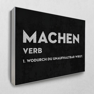 Machen Definition (Akustikbild)