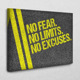 No Fear No Limits
