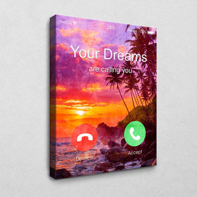 Your Dreams are calling you (Sunset Edition)