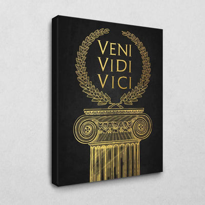 Veni Vidi Vici (Black Edition)