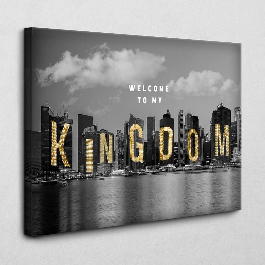 Welcome to my Kingdom (Black Edition)