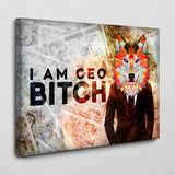 Who's your CEO?