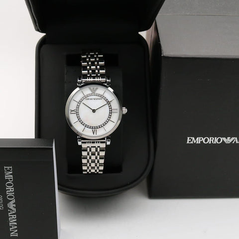 EMPORIO ARMANI WOMEN WATCH.