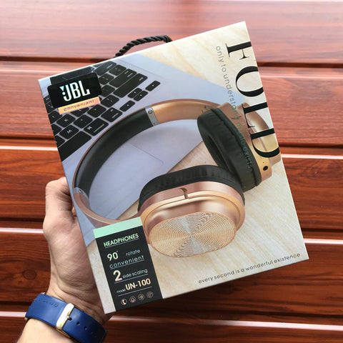 JBL Fold Model UN-100 Headphones