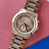 MICHAEL KORS COOPER WOMEN WATCH.