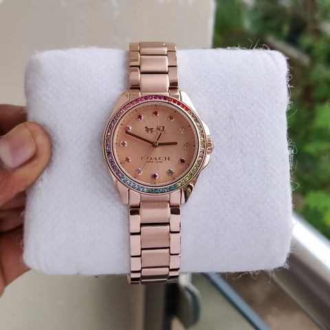COACH WOMEN WATCH.