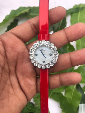 DIOR ETA WOMEN WATCH.
